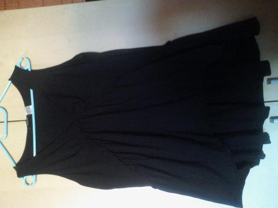 tunique noir longue 46 48