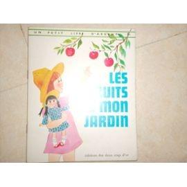 hogstrom-d-les-fruits-de-mon-jardin-livre-849027620_ML