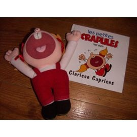 Les-Petites-Crapules-Poupee-Livre---Clarisse-Caprice-740046924_ML