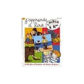 Collectif-J-apprends-A-Lire---L-album-4-Numeros-N-1-4-Fois-Plus-D-histoires-De-Heros-De-Jeux-Revue-5