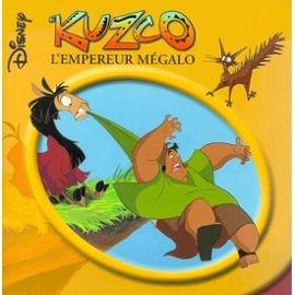 Disney-Walt-Kuzco-L-empereur-Megalo-Livre-894175893_ML