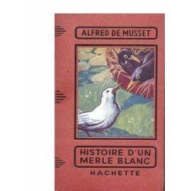 Alfred-De-Musset-Histoire-D-un-Merle-Blanc-Livre-558655427_ML