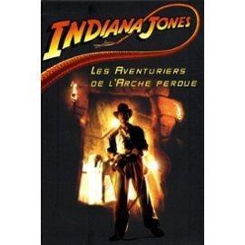 Indiana-Jones---Les-Aventuriers-De-L-arche-Perdue-Livre-895056874_ML