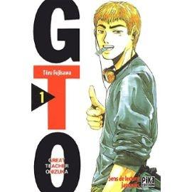 Fujisawa-Toru-Gto-T-1-Livre-893549195_ML