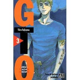 Fujisawa-Toru-Gto-T-3-Livre-894389450_ML