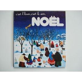 Lemoine-Claudie-C-est-L-hiver-C-est-Le-Soir-Noel-Livre-846030376_ML