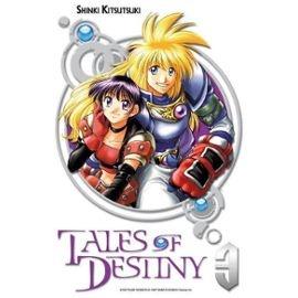 Tales Of Destiny Tome 3 Shinki Kitsutsuki