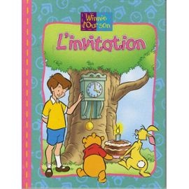 Winnie L'ourson - L'invitation Walt Disney