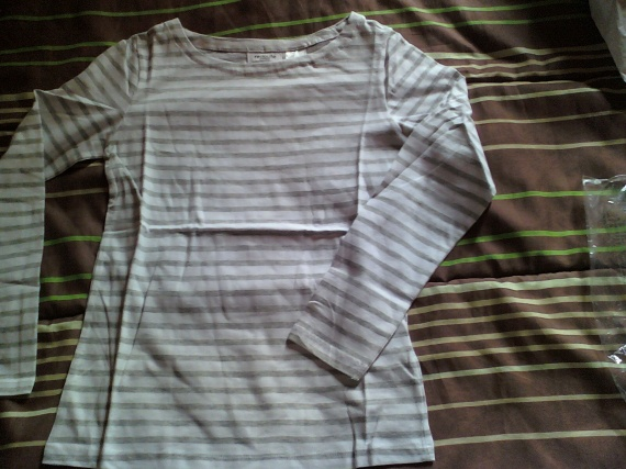 tee shirt manche longues 10 ans