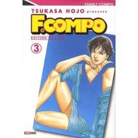 Family Compo Tome 3 Hojo Tsukasa