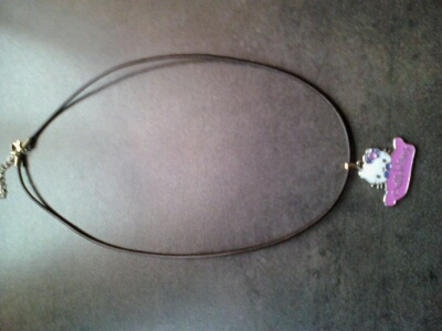 collier hello kitty n2