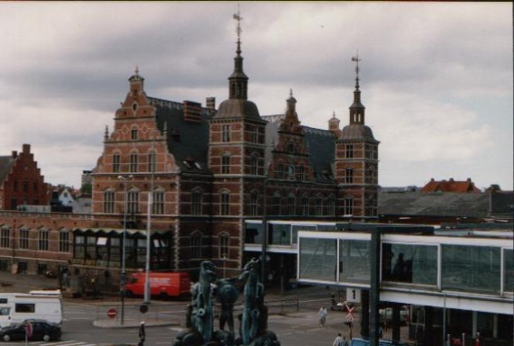 Danemark-Copenhague