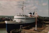 Ferry Danemark/Suède