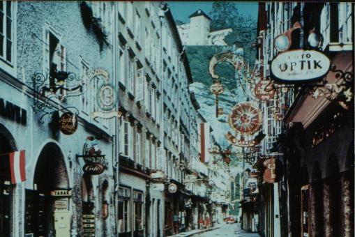 Autriche-Salzburg