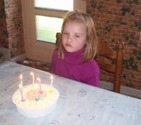 Les 6 ans d'Anaïs