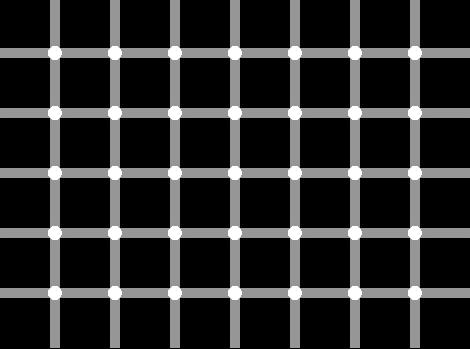 Comptez les points noirs