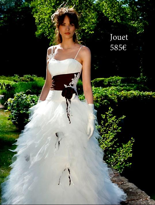 Robe de mariée couleur chocolat - Robes de mariée - Mariage - FORUM ...