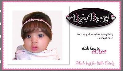 perruque bébé