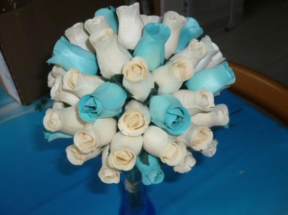 Mon bouquet (1ère étape)