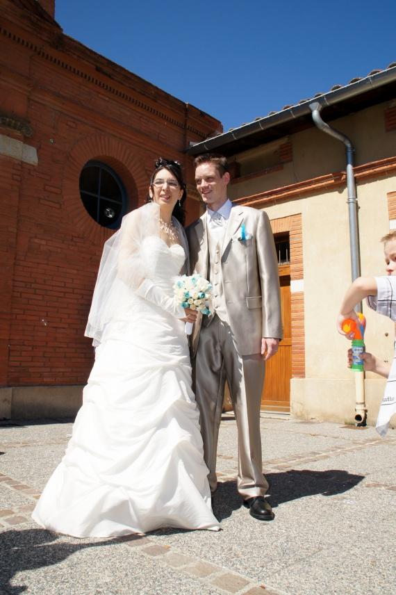 Seb et Béa mariés