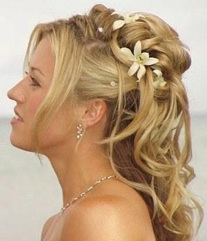 comment faire coiffure mariage