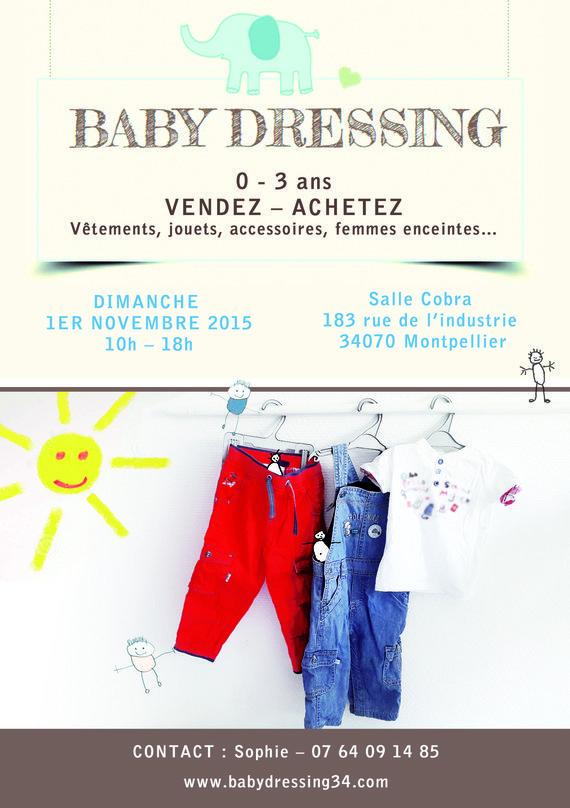 Flyer baby dressing 011115
