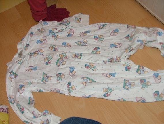 pyjama leger 12 mois