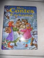 gros livres : mes contes enchantés 4€