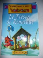 livre souple Le trésor de Renardus 1€