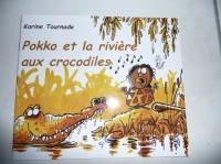 livre pokko et la rivière aux crocodiles 1,5€