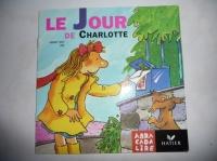 livre le jour de charlotte 1€