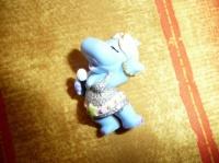 kinder hippopotame 0,5€