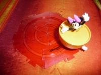 circuit tasse tournante Minnie Disney 0,5€