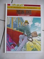 livre BD indiana jones 2€