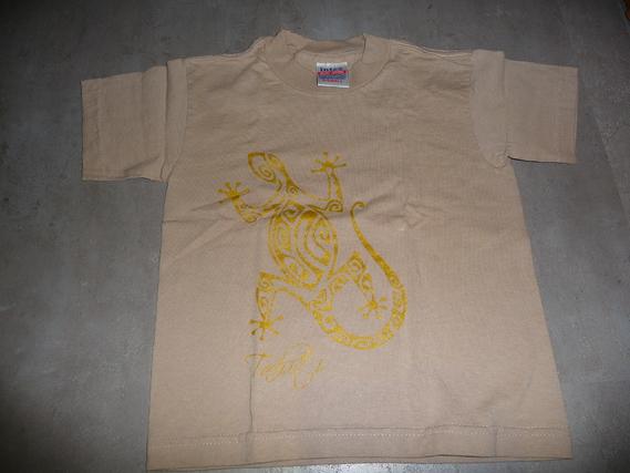 t-shirt tahiti NEUF 6 ans 9€