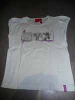 t-shirt ESPRIT zébre girafe 6/7 ans 5€