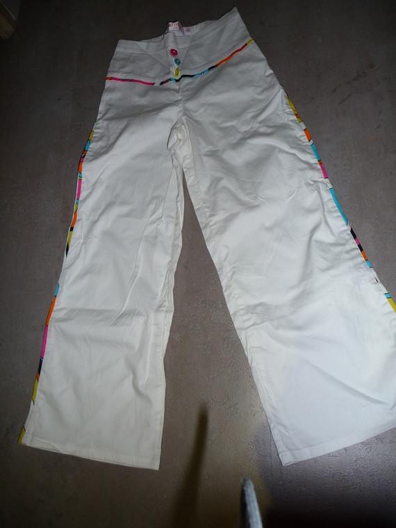 pantalon clayeux 6 ans neuf