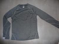 t-shirt ski thermolactyl decathlon WEDZE 8 ans gris 3€