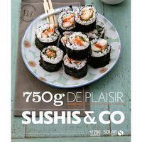 750g de plaisir sushis & co NEUF 5€