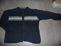 gilet taille 8/9 ans