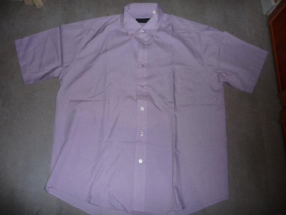 chemisette parme taille M 3€