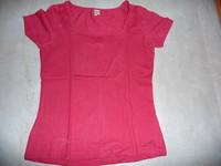 t-shirt 38/40 bordeau NEUF 6€