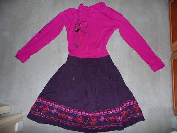 robe marese 10 ans 15€
