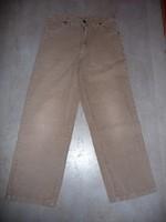 pantalon velours côtelé kiabi marron 12 ans 3€
