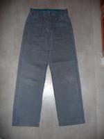 pantalon sergent major gris 12 ans 7€