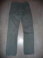 jean kiabi gris 12 ans 3€