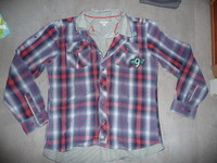 chemise orchestra 12 ans 6€