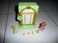 coffret chateau mini figurine bain 5€