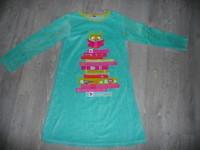 chemise de nuit dpam 10 ans bleu 10€
