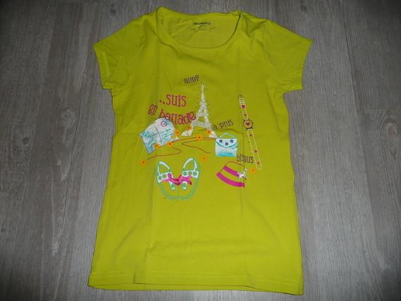 t-shirt orchestra 10 ans 5€